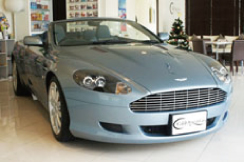Aston Martin DB9 ヴォランデ